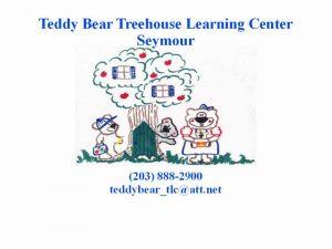 teddy bear treehouse